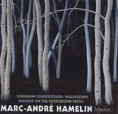 Kinderszenen Op.15 / Waldszenen Op.82 / Auf verwachsenem Pfad, 3 Audio-CDs