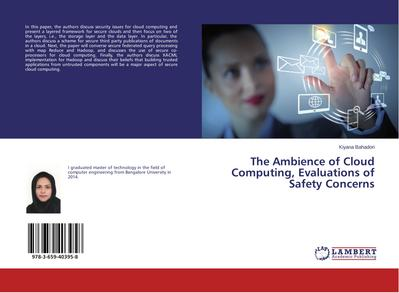 The Ambience of Cloud Computing, Evaluations of Safety Concerns