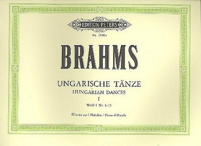 Ungarische Tänze (original) Band 1