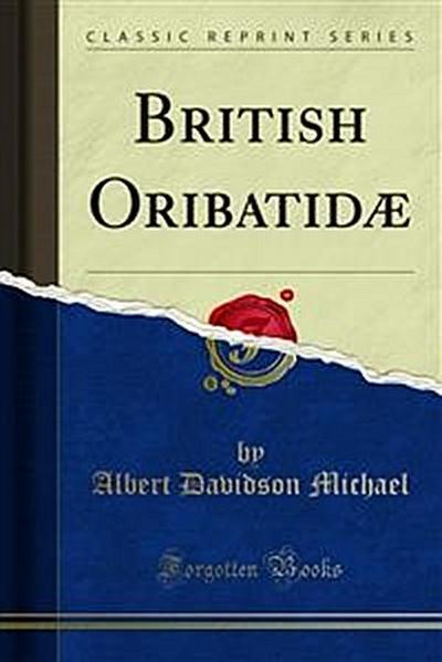 British Oribatidæ