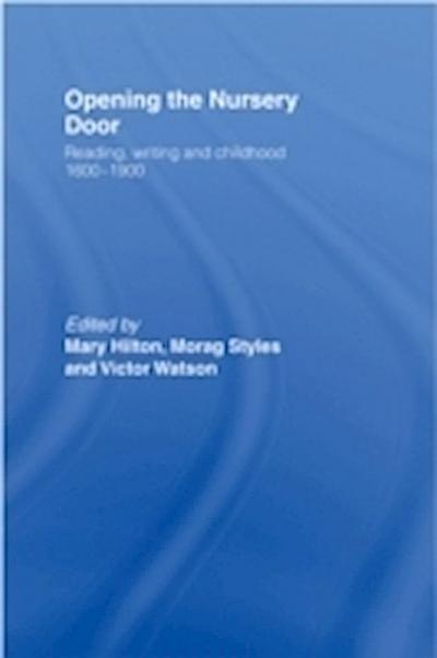 Opening The Nursery Door