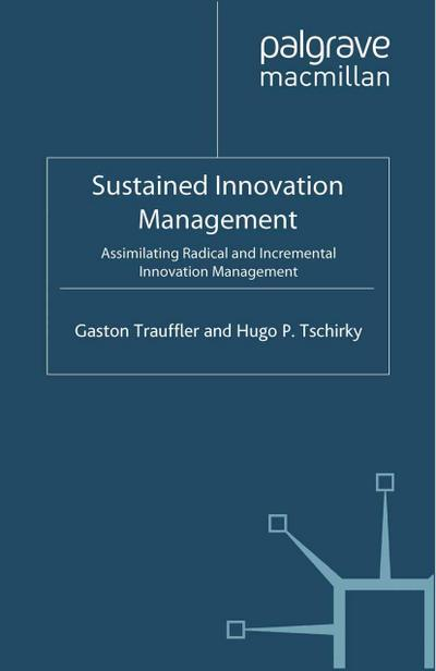 Sustained Innovation Management