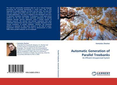 Automatic Generation of Parallel Treebanks