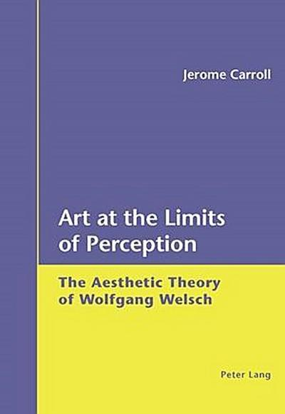 Art at the Limits of Perception