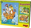 Puzzles Pirat & Co. (Kinderpuzzle)