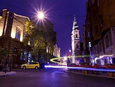 Budapest - 100 Teile (Puzzle)