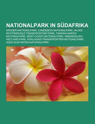 Nationalpark in Südafrika