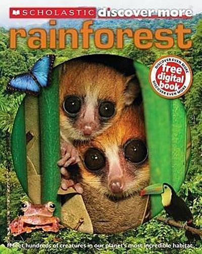 Scholastic Discover More: Rainforest