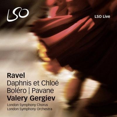 Bolero/Pavane (SACD+Bonus-DVD)