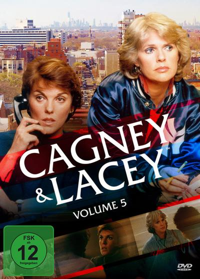 Cagney & Lacey. Vol.5, 6 DVD