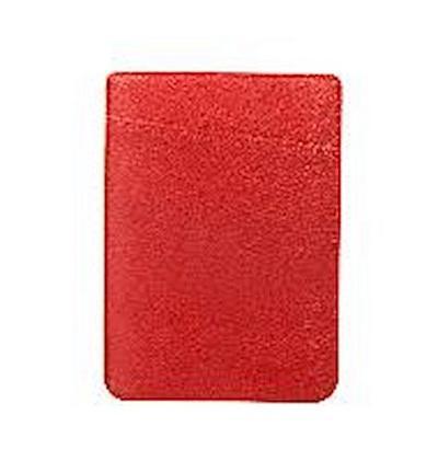 tolino Kunstledertasche universell - Sleeve - Rot - Textunes Gmbh - Unbekannter Einband, Deutsch, , ,
