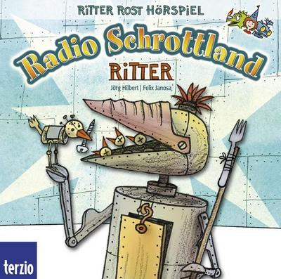 Ritter Rost Hörspiel: Radio Schrottland: Ritter: Audio-CD
