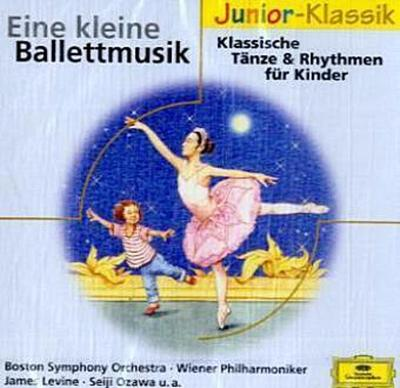 Eine Kleine Ballettmusik (Elo Jun.) - Deutsche Grammophon (Universal Music) - Audio CD, Deutsch, Boston Symphony Orchestra, ,
