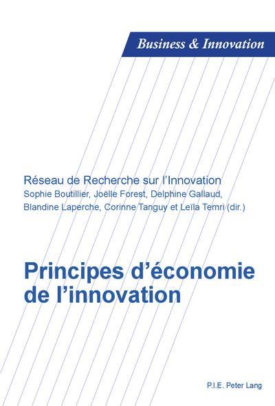 Principes d'economie de l'innovation