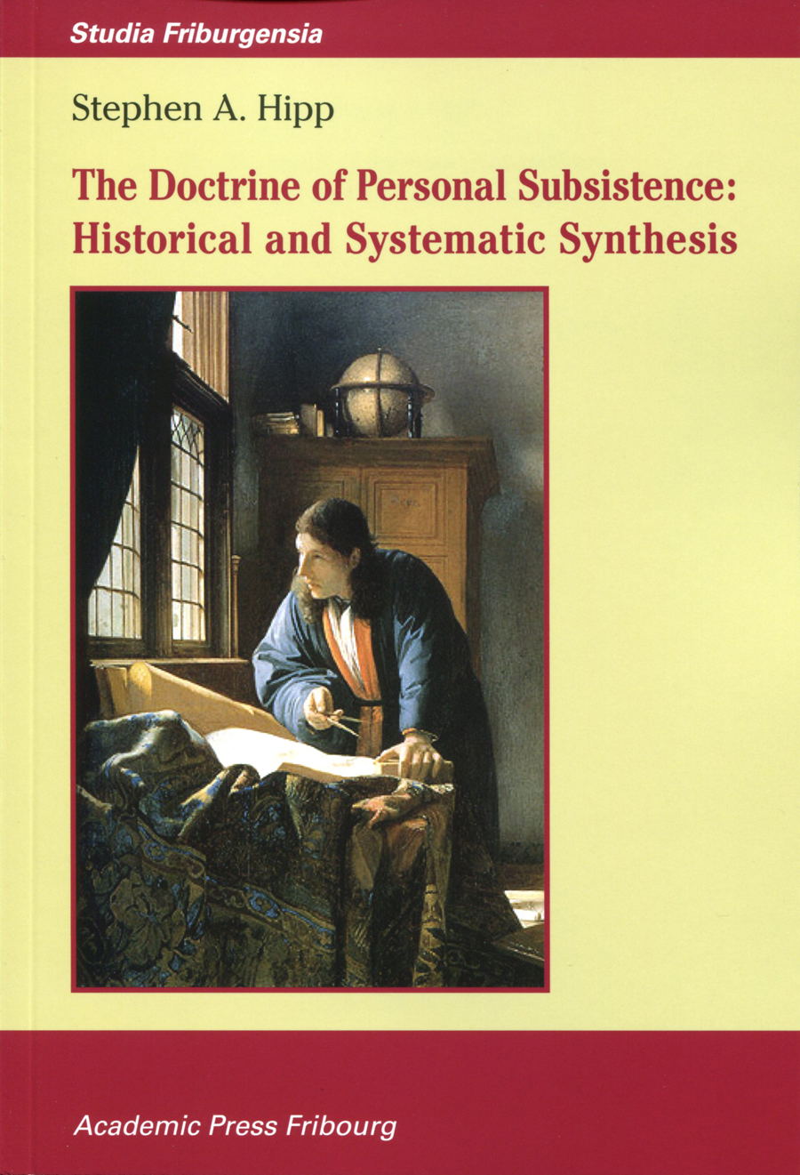 The Doctrine of Personal Subsistence: Historical and Systematic Synthesis S ...