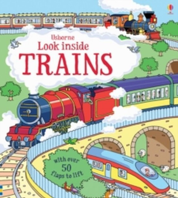 Look Inside Trains Alex Frith