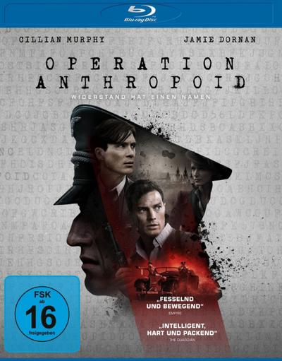 Operation Anthropoid BD