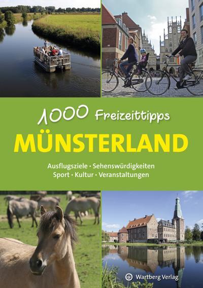 Münsterland - 1000 Freizeittipps