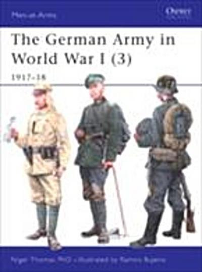 German Army in World War I (3)