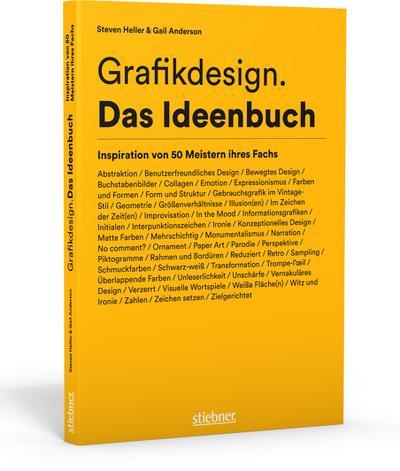 Grafikdesign. Das Ideenbuch