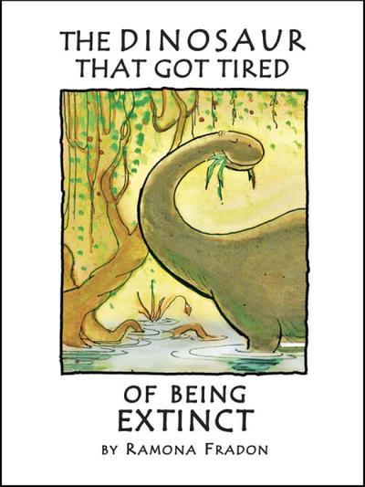 Dinosaur That Got Tired Of Being Extinct