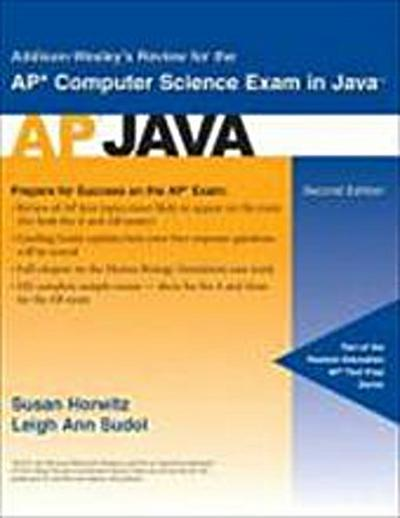 Addison-Wesley's Review for the AP Computer Science Exam in Java