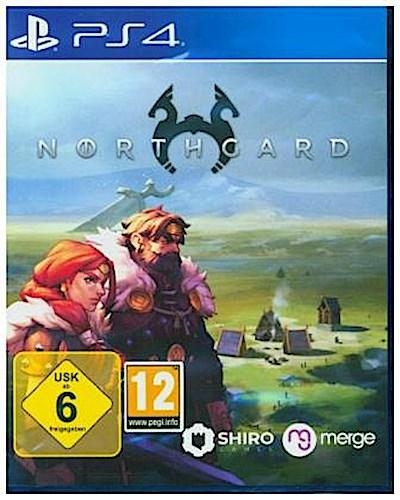 Northgard, 1 PS4-Blu-ray-Disc