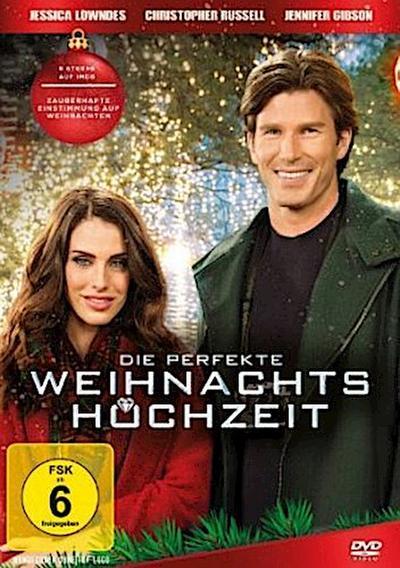 Die perfekte Weihnachtshochzeit, 1 DVD