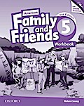 American Family and Friends 5. Workbook with  ...