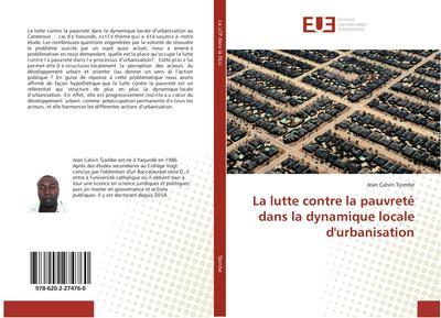 La lutte contre la pauvreté dans la dynamique locale d'urbanisation