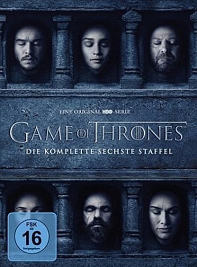 Game of Thrones - Die komplette 6. Staffel
