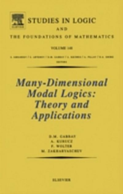 Many-Dimensional Modal Logics: Theory and Applications