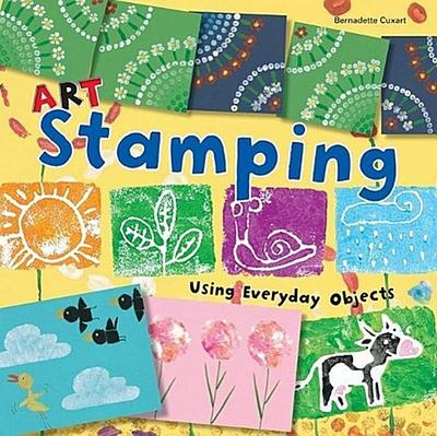Art Stamping Using Everyday Objects