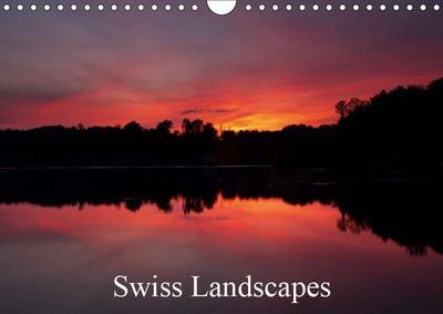 Swiss Landscapes (Wall Calendar 2019 DIN A4 Landscape)