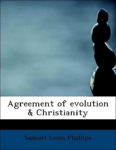 Agreement of evolution & Christianity