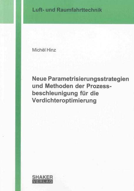 Michèl Hinz / Neue Parametrisierungsstrategien und Methoden  ... 9783844012958