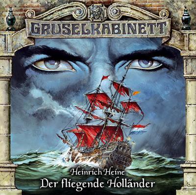 Gruselkabinett - Der fliegende Holländer, 1 Audio-CD