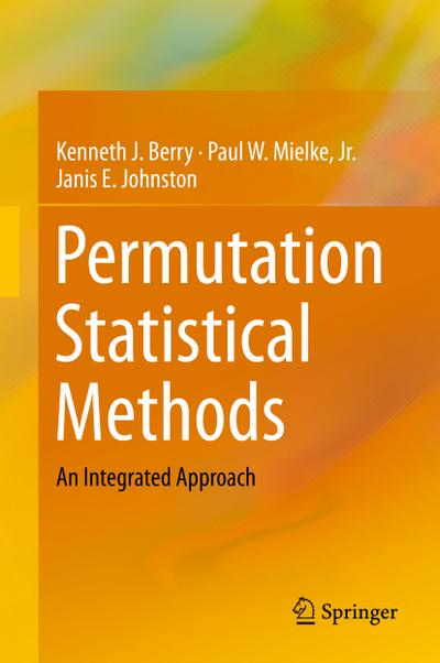 Permutation Statistical Methods