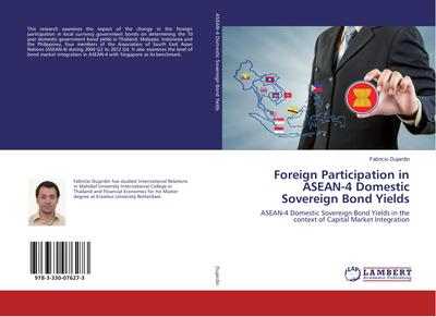 Foreign Participation in ASEAN-4 Domestic Sovereign Bond Yields