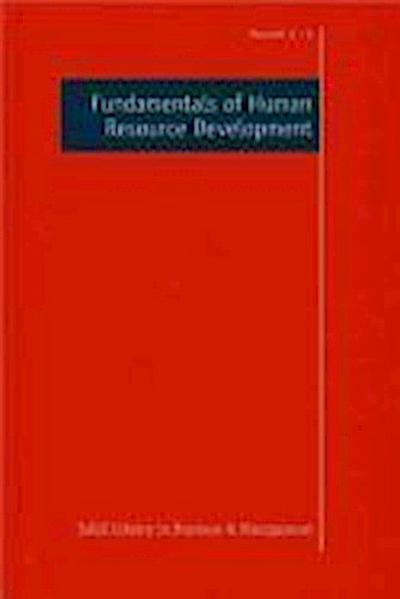 Fundamentals of Human Resource Development
