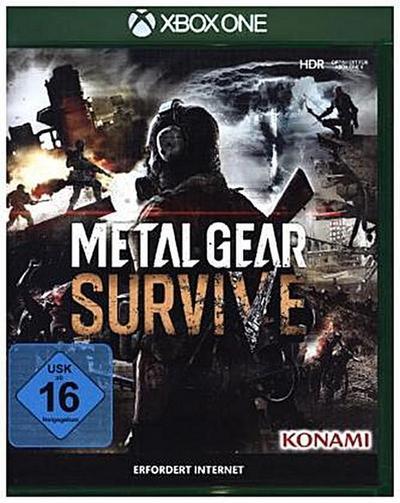 Metal Gear Survive - KONAMI Digital Entertainment Gmbh - Videospiel, Deutsch, , ,