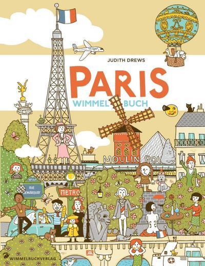 Paris Wimmelbuch