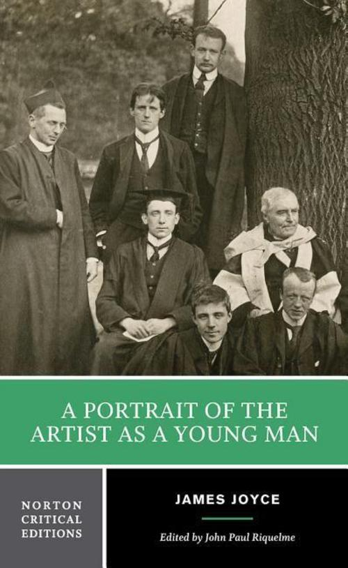 James Joyce ~ Portrait of the Artist As a Young Man 9780393926798
