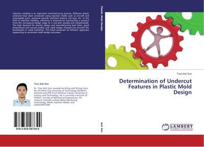 Determination of Undercut Features in Plastic Mold Design