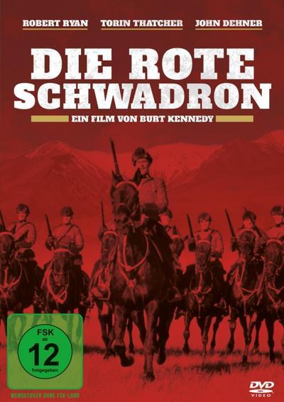 Die rote Schwadron, 1 DVD