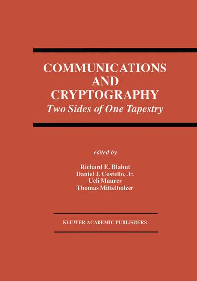 Communications and Cryptography
