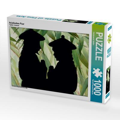 Asiatisches Paar (Puzzle)
