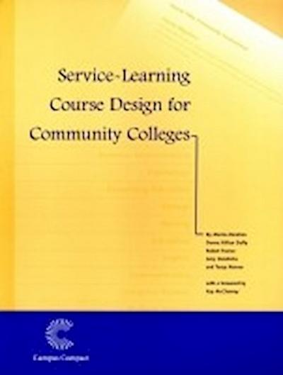 Service-Learning Course Design for Community Colleges