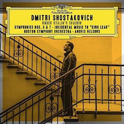 Under Stalin's Shadow - Symphonies No. 6 & 7, 2 Audio-CDs