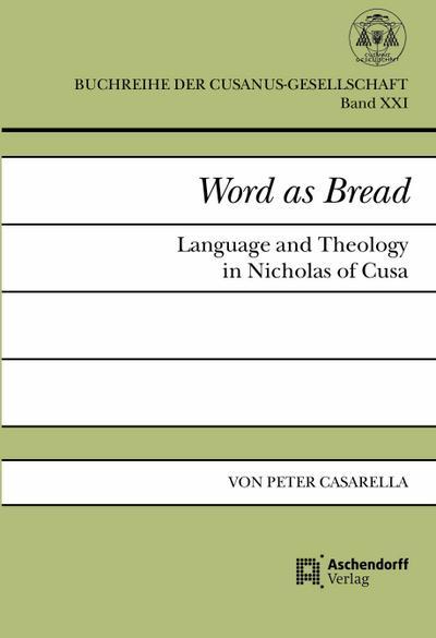 Word as Bread
